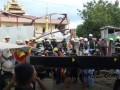 缅甸仰光一在建房屋倒塌 3名建筑工人遇难